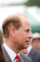 Earl of Wessex visits the New Forest Show. Tuesday 2013  -2
