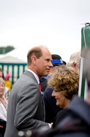Earl of Wessex visits the New Forest Show. Tuesday 2013  -7
