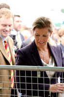 Earl of Wessex visits the New Forest Show. Tuesday 2013  -5
