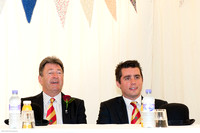 Alan Titchmarsh. President of the New Forest and Hampshire County Show. 2012. Photographs by Robb Webb Photography-3