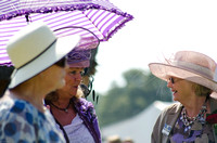Ladies Day. New Forest Show. 2012. Photographs by Robb Webb Photography-42