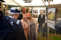 The Queen at the New Forest Show 2012