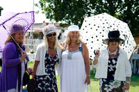Ladies Day. New Forest Show. 2012. Photographs by Robb Webb Photography-45