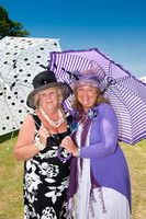Ladies Day. New Forest Show. 2012. Photographs by Robb Webb Photography-112