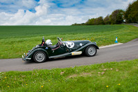 2 x British Racing Green Morgans. Photography by Robb Webb Photography-17