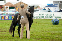 New Forest Show. Tuesday 2013  -10